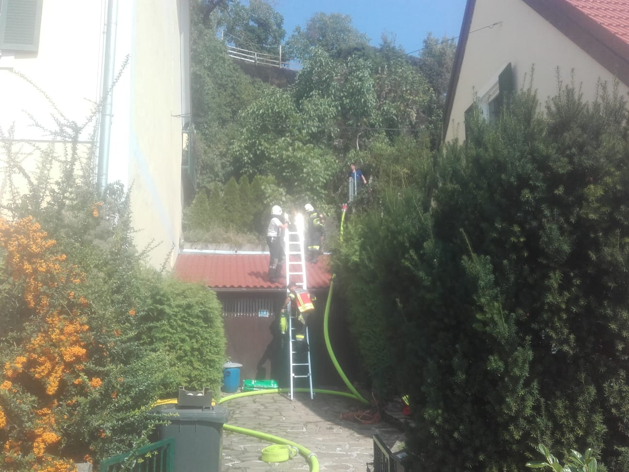 2018.08.29. Brandeinsatz in Weitenegg (2)