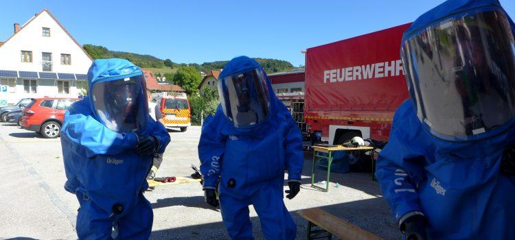 Schadstoffeinsatz-S3 in Pöggstall
