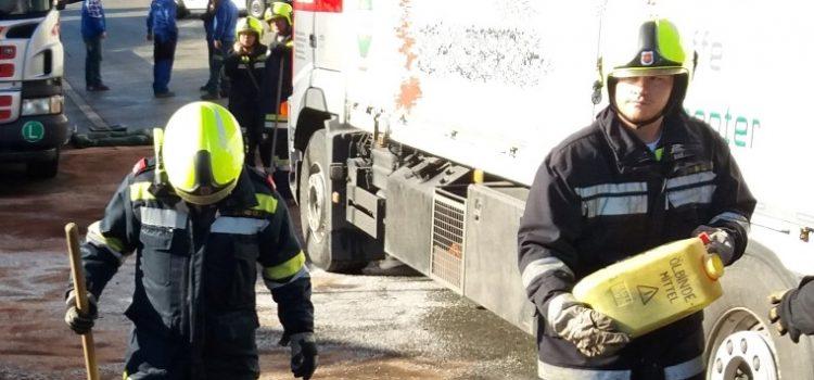 Schadstoffeinsatz (S2) in Yspertal