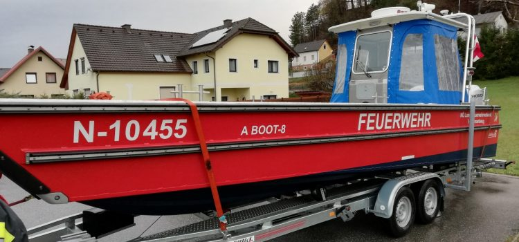 Unser neues A-Boot