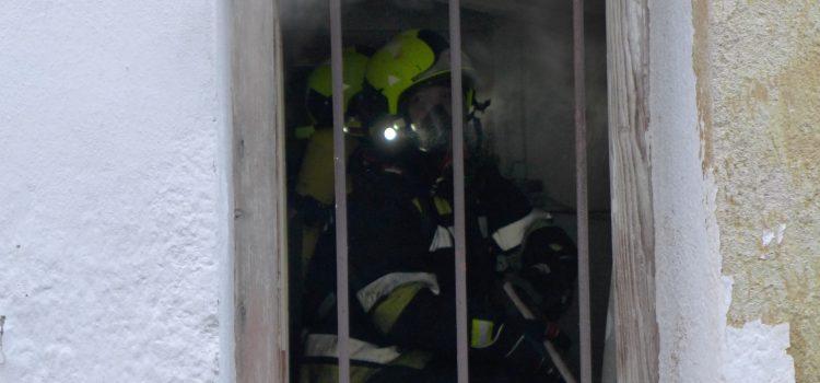 Wohnhausbrand Ysper (B3)